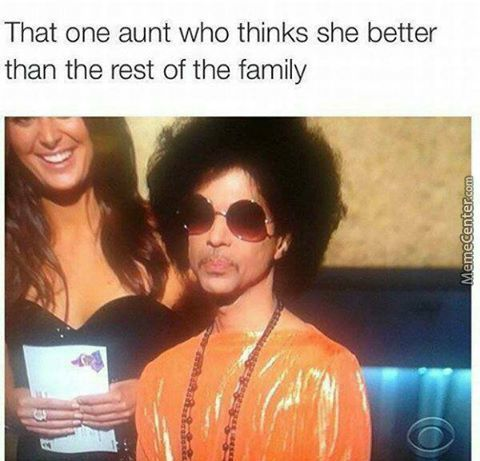 That One Aunt