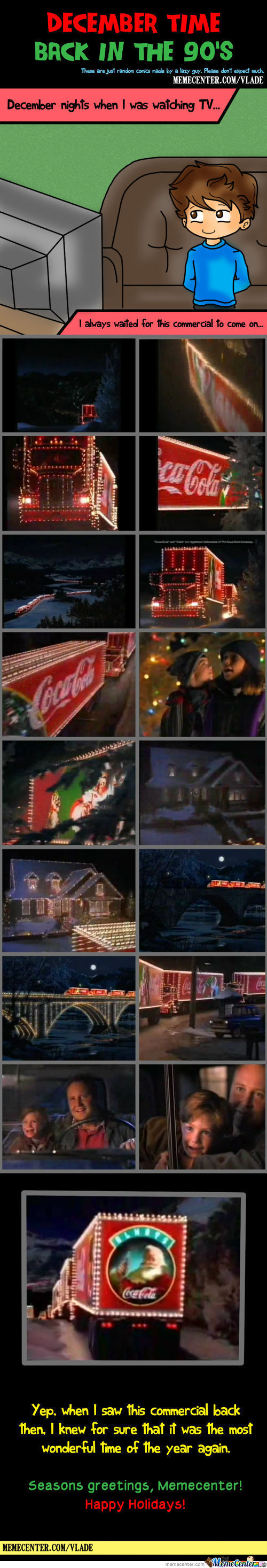 That One Coke Commercial...