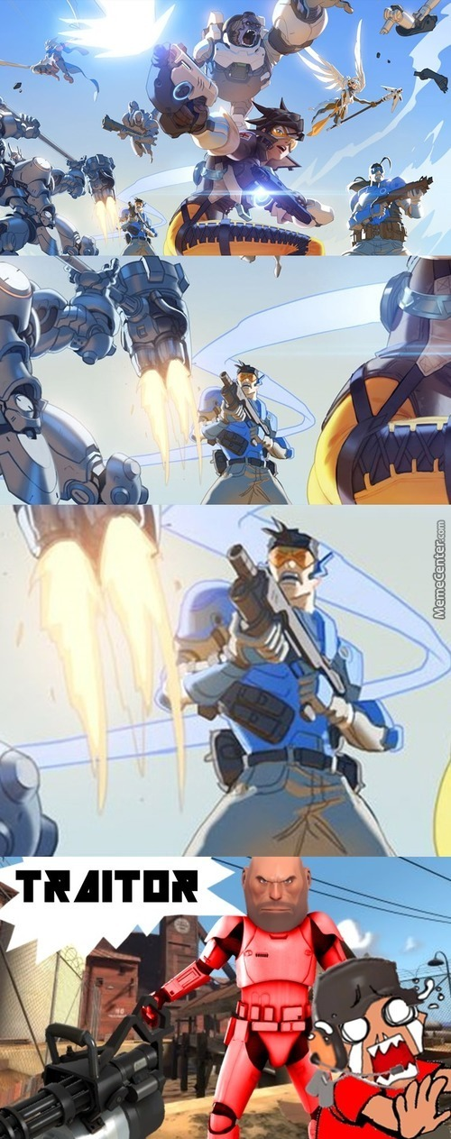 That Reinhardt Is A Spy