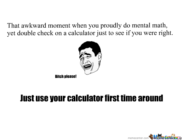 That Weird Moment