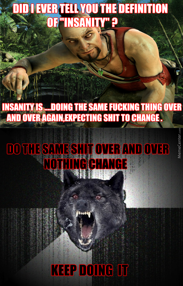 that why this wolf is insane by fares17449 meme center