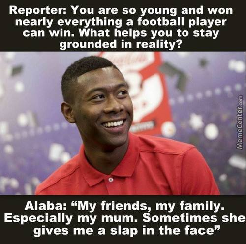 Thats  A Way To Raise Ur Child, Gj Mrs. Alaba