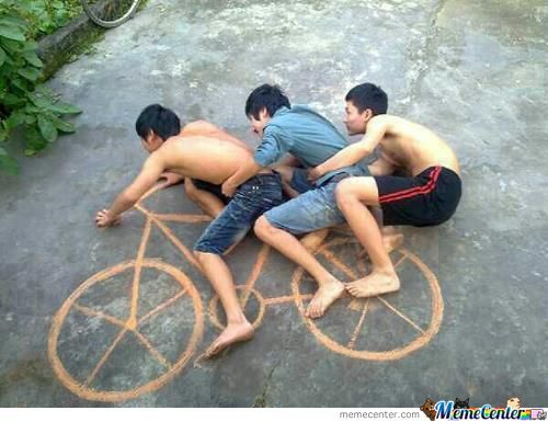 That's How I Ride