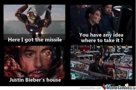 That's Iron Man