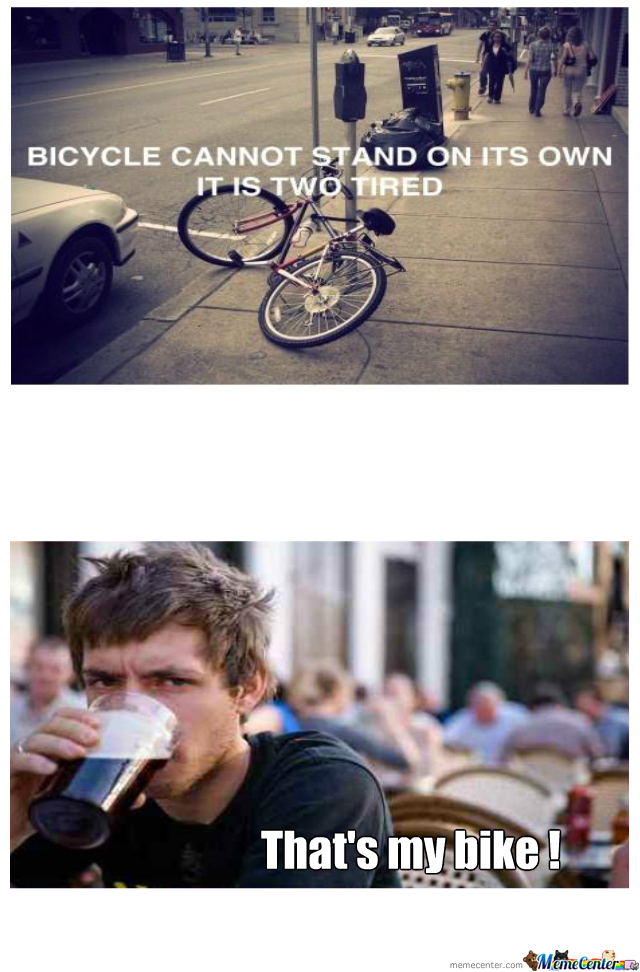 That's My Bike