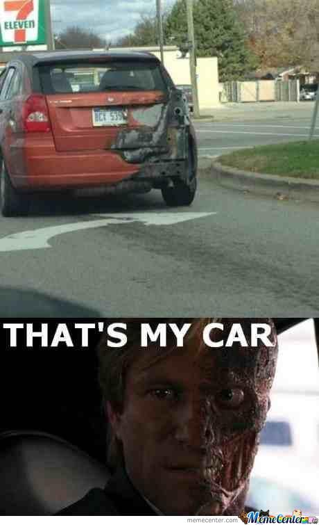 Thats My Car!