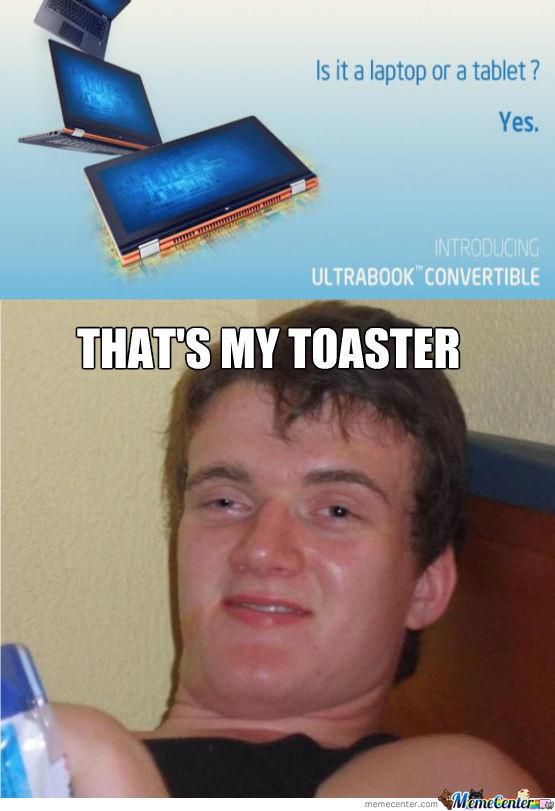 That's My Toaster