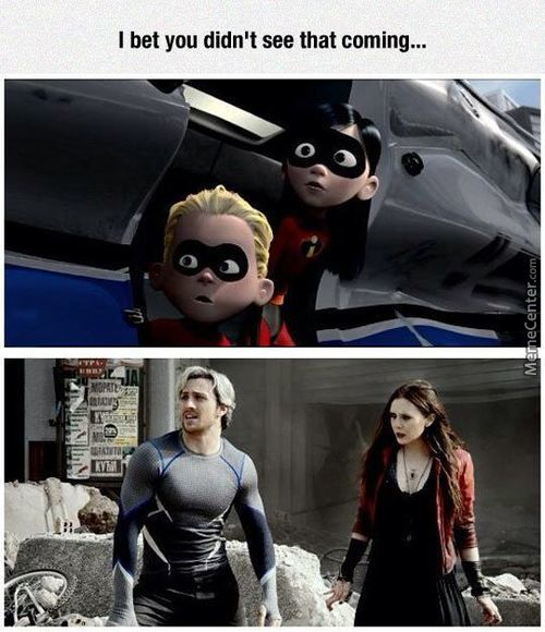 The Adventures Of Speedster And Emo Girl