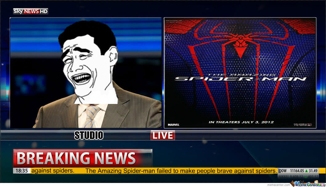 The Amazing Spider-Man Failed!!!