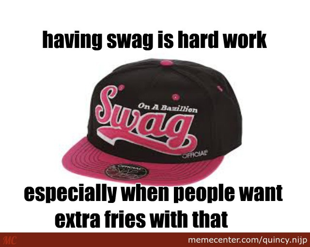 The Amount Of Swaggots Is Too Damn High!