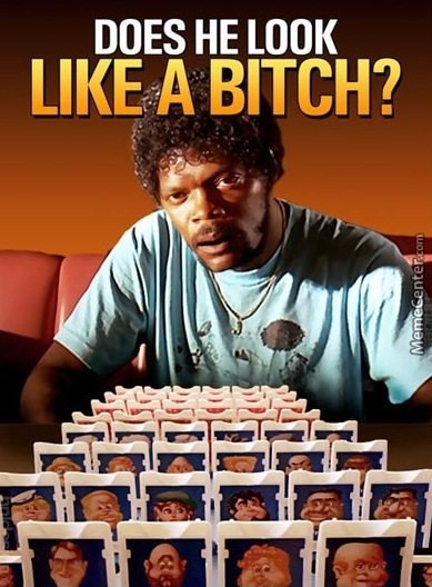 """The """"l"""" In Samuel L. Jackson Stands For Motherf**."""