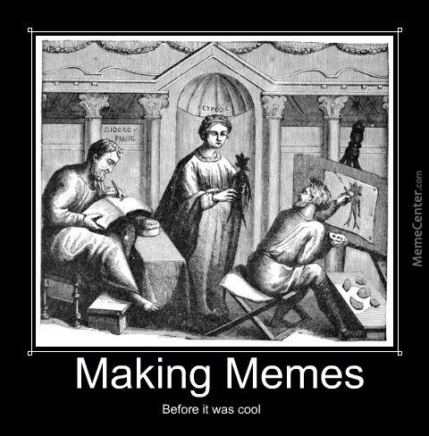 The Ancient Greeks Were Renowned For Their Innovative Use Of Rage Comics In Daily Life