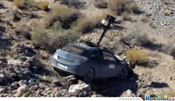 The Apple Maps Car Was Finally Found!