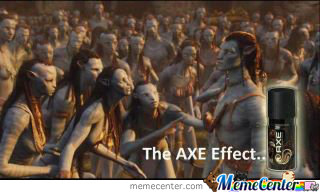 The Axe Effect...