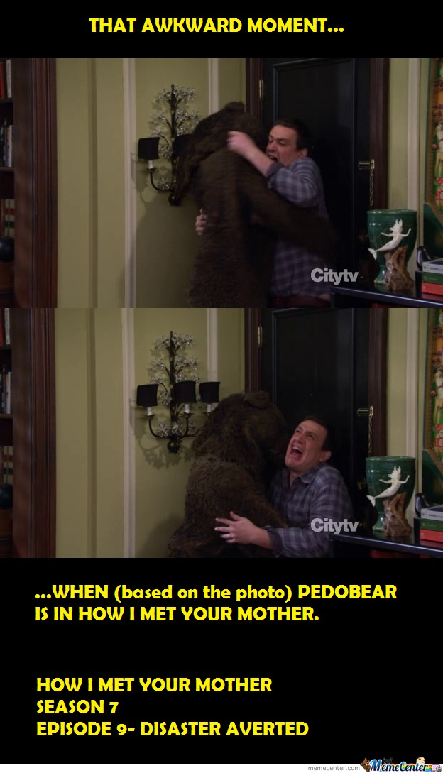 The Bear Is Older!!!