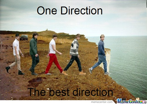 The Best Direction