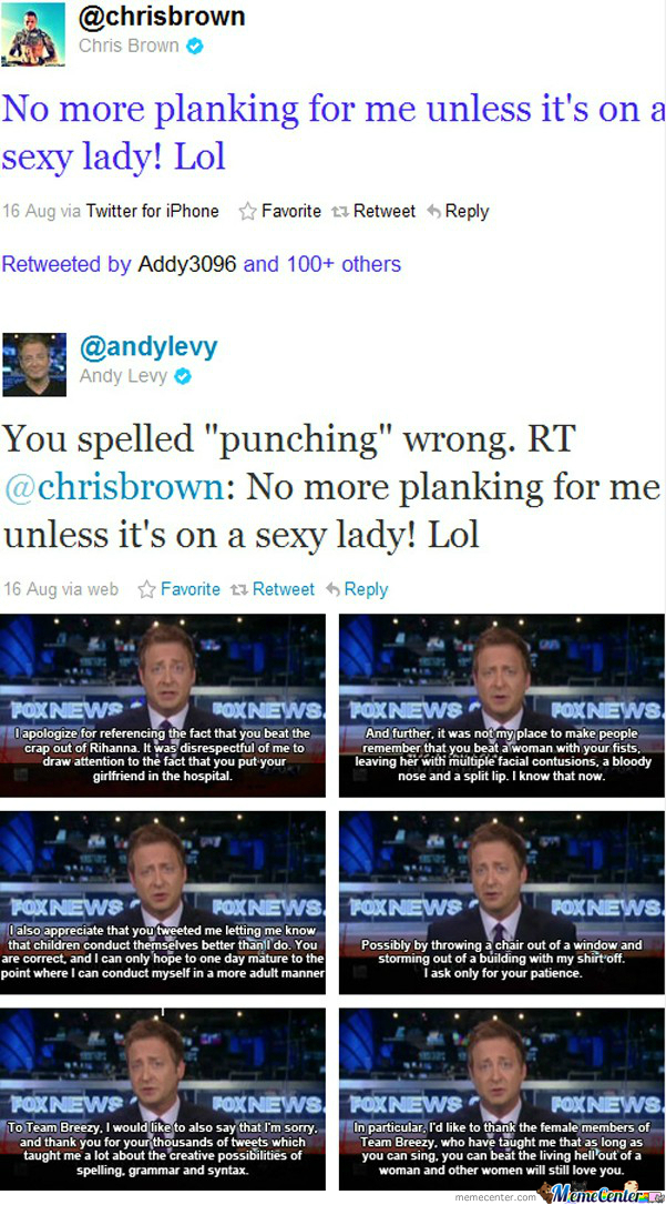The Best News Anchor Ever