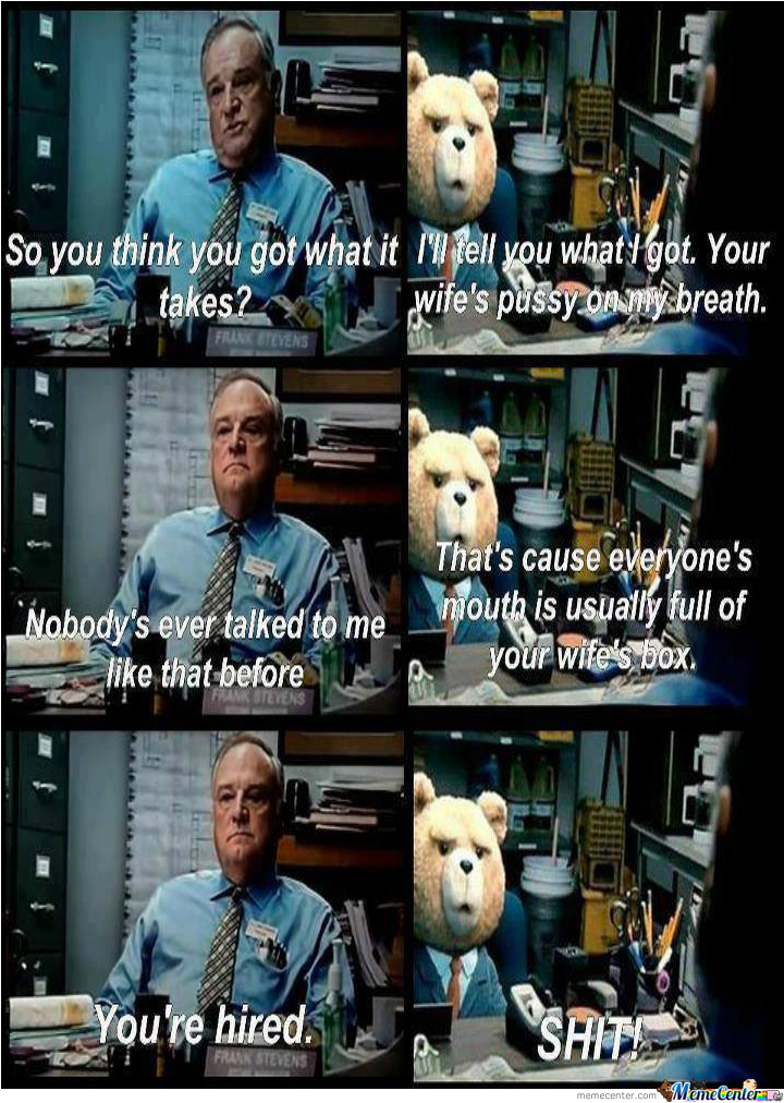 The Best Scene From Ted
