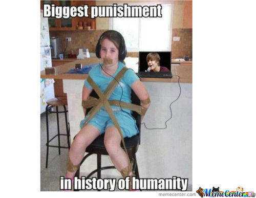 The Biggest Punishment