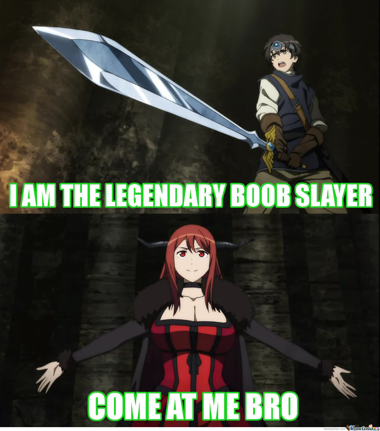 The Boob Slayer