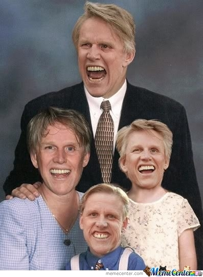 The Busey Family