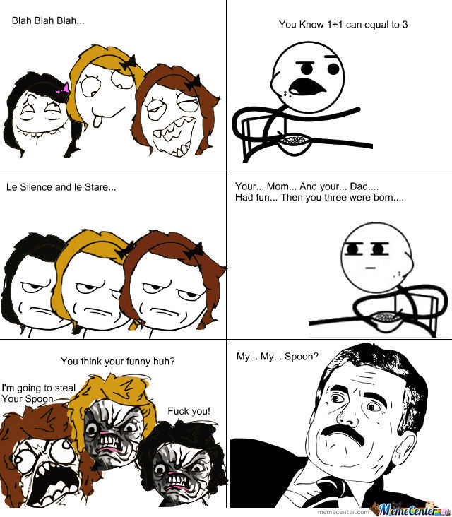 Funny Meme Cereal Guy : The cereal guy by theredghost meme center