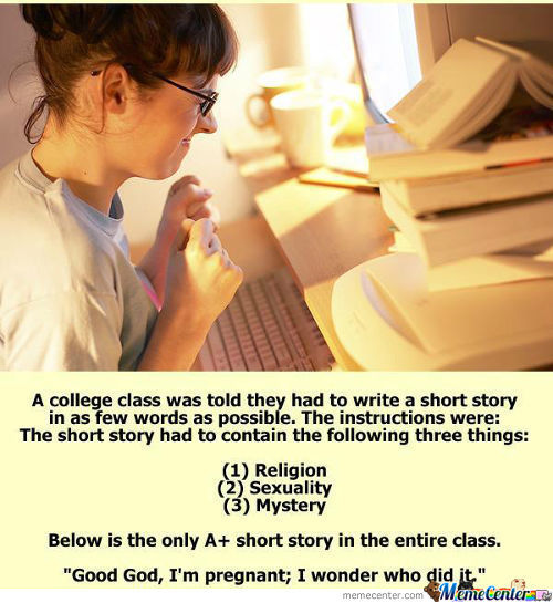 The College Short Story