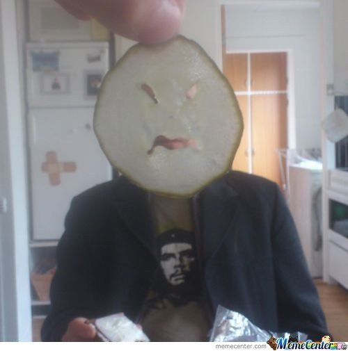 The Cucumber-Man