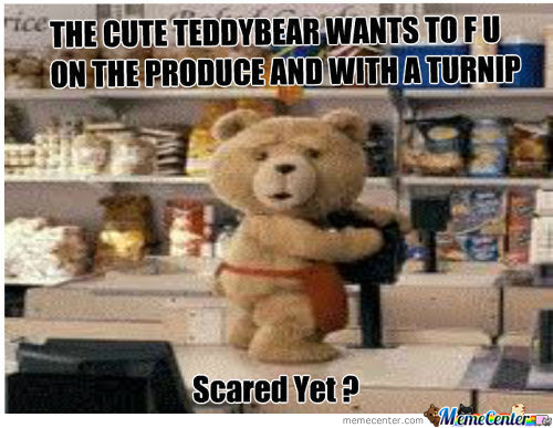 The Cute Teddy Bear