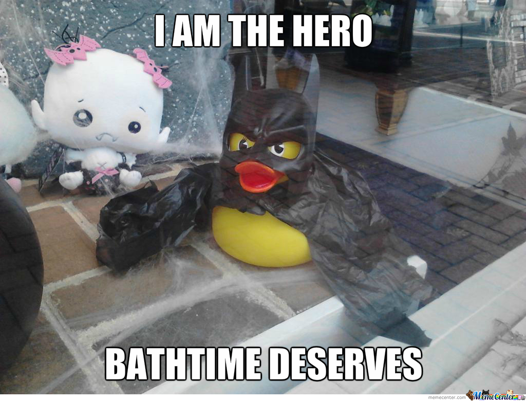 The Dark Duck Rises