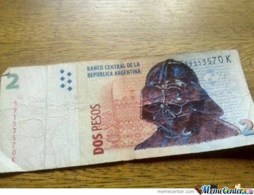 The Death Star Currency!