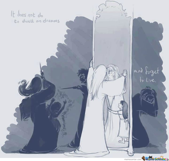 The Dumbledore Story.