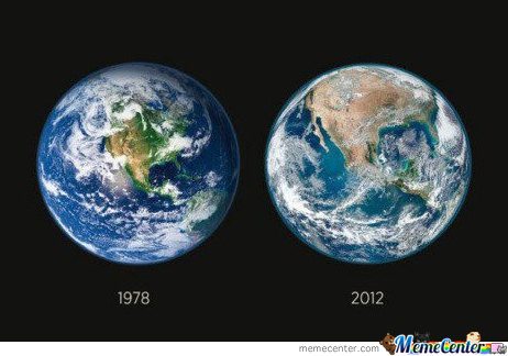 The Earth Is Dying :-(