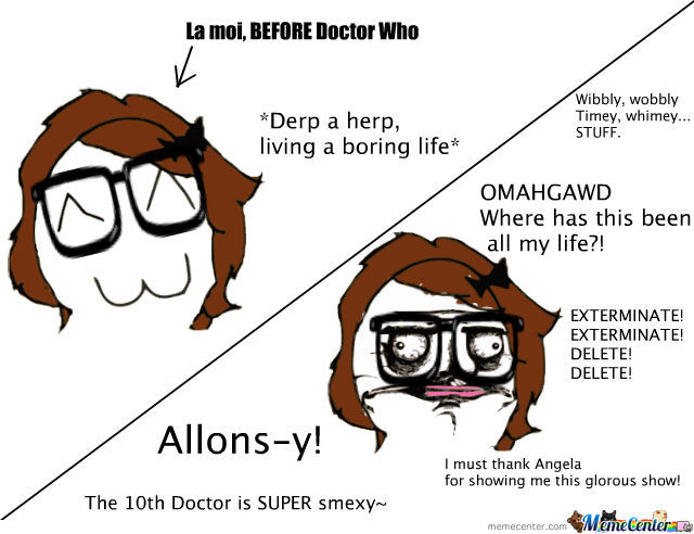 The Effects Of Doctor Who