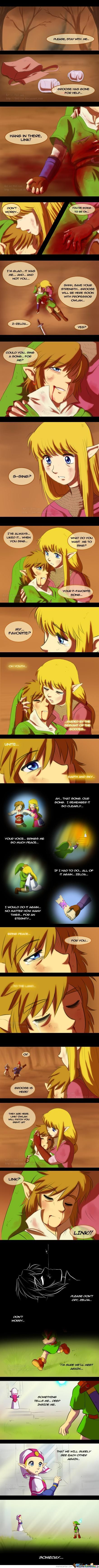 The End Of Link