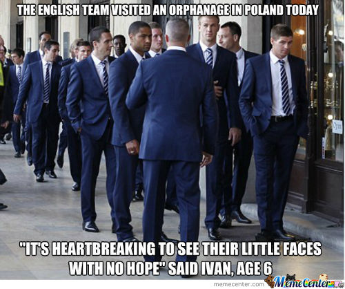 The English Football Team