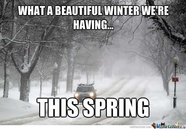 The Entire Midwest Right Now