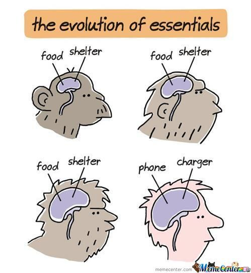 The Evolution Of Essentials