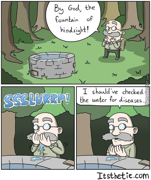 The Fountain Of Hindsight
