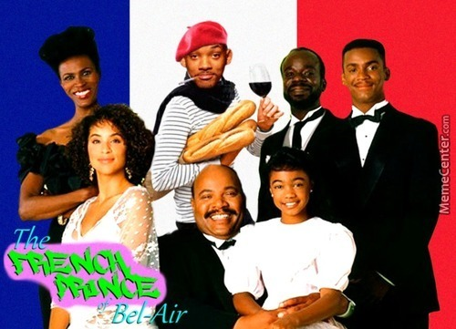 The French Prince Of Bel-Air