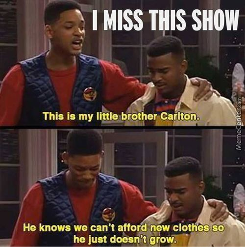 The Fresh Prince Will Always Be Fresh