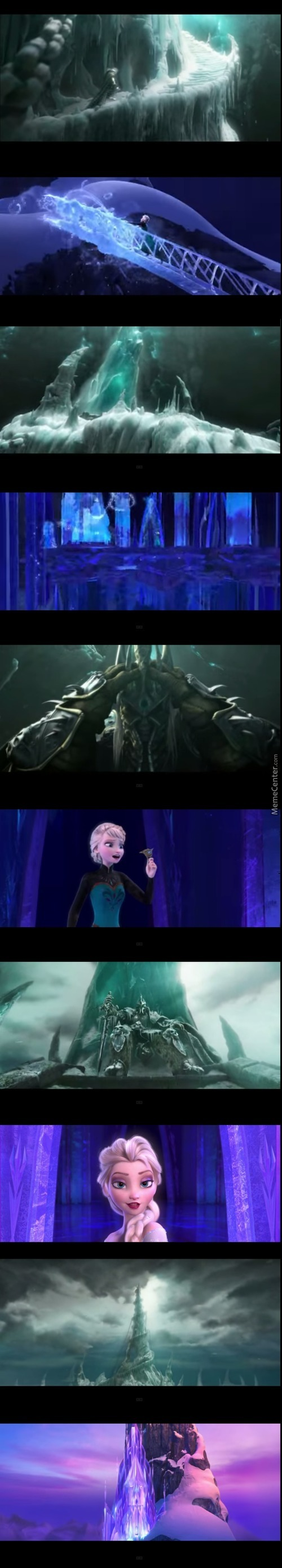 The Frozen Disney