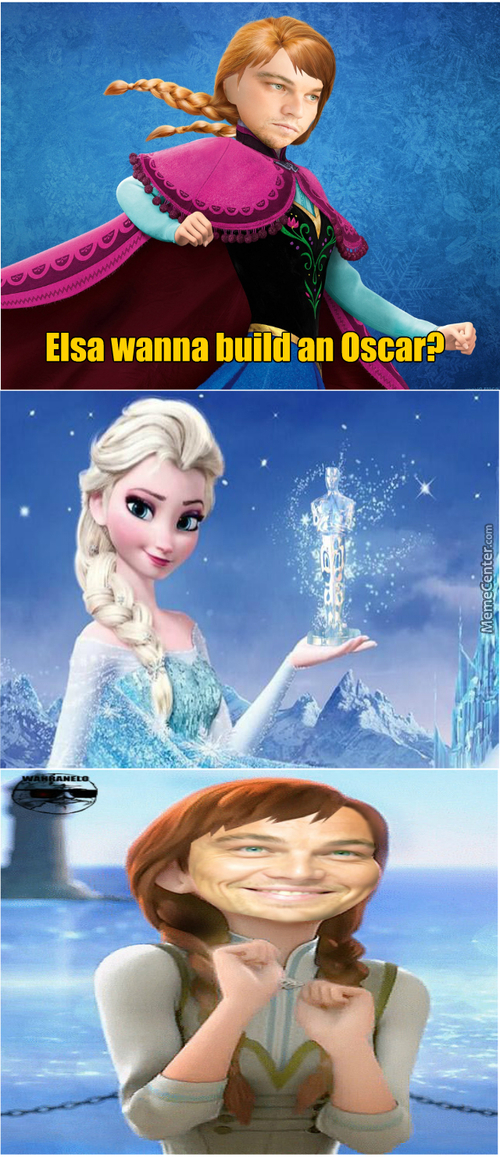 The Frozen Oscar