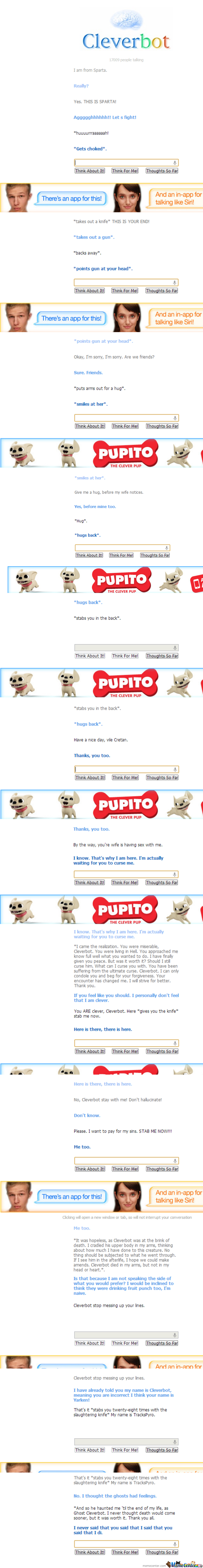 The Greatest Conversation On The Internet (Number 1)
