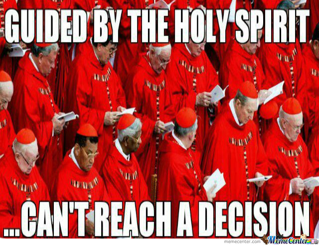 The Holy Spirit.