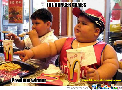 The Hungers Game's Winner