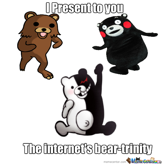 The Internet's Unholy Trinity
