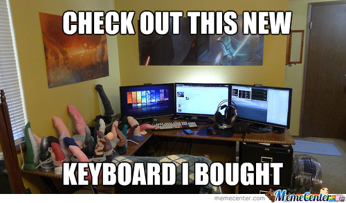 The Keyboard Was Only Like $60 Dude