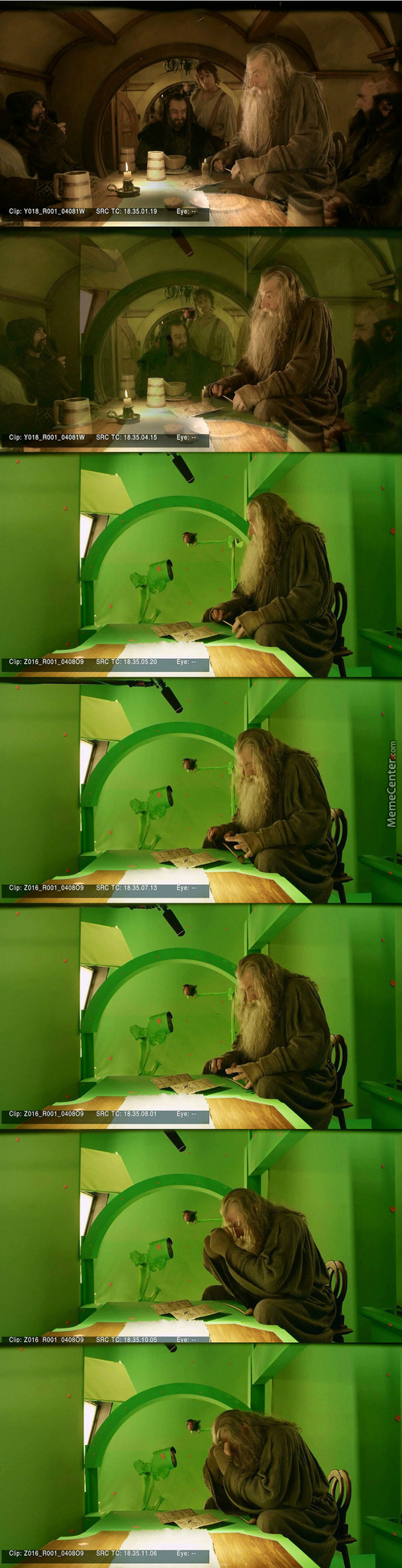 The Lonely Wizard