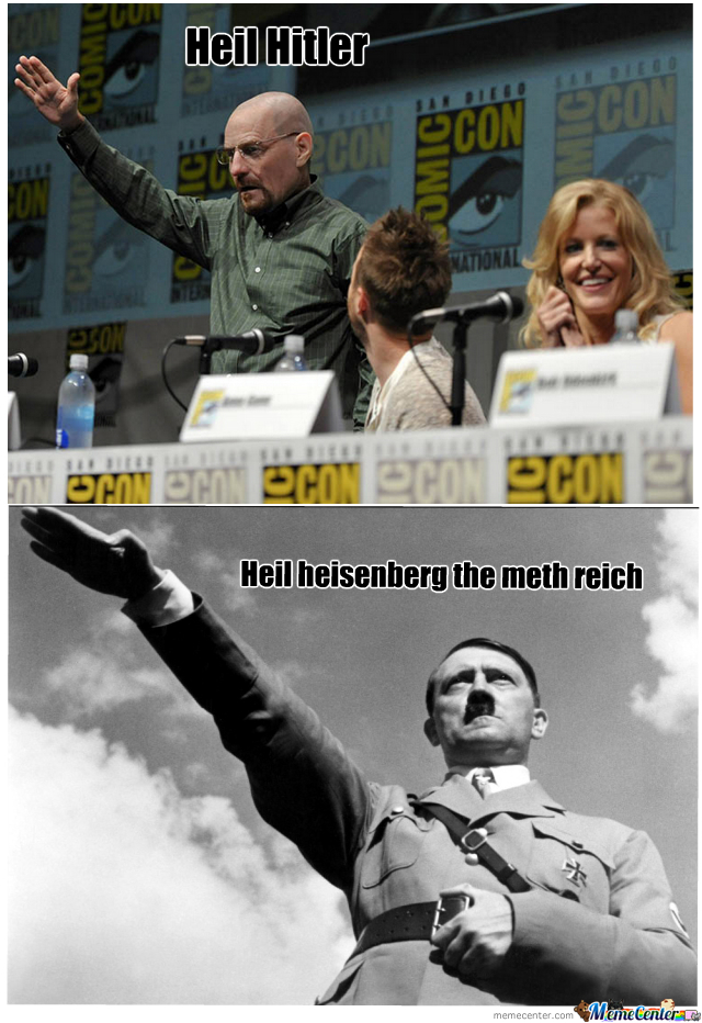 The Meth Reich